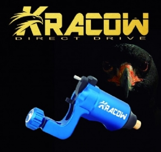 Máquina Rotativa Direct Drive White Head KRACOW - Blue