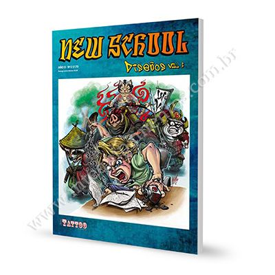 Livro New School Disenos Vol.3