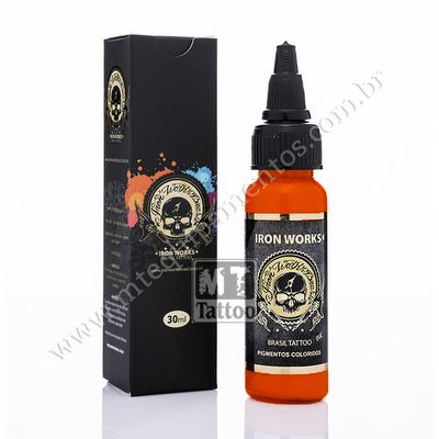 Iron Works Laranja 30ml